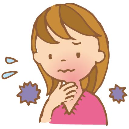 喉の痛みに要注意!大人もヘルパンギーナに感染する!
